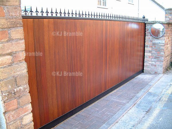 character sliding gate - Google Search