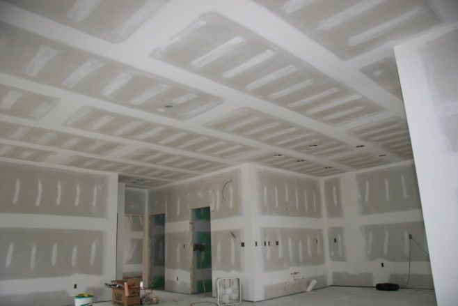 Finishing Drywall Drywall Hanging Drywall It Is Finished
