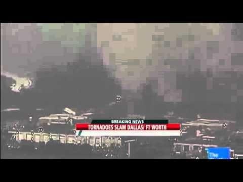 Tornado throws cars like toys - Dallas 3rd April 2012 by CLGOALS2012HD, YouTube #Tornadoe #Texas #YouTube #CLGOALS2012HD