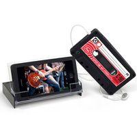 Tuned Up Cassette Style Black iPhone 4 case  www.retroplanet.com/PROD/33027