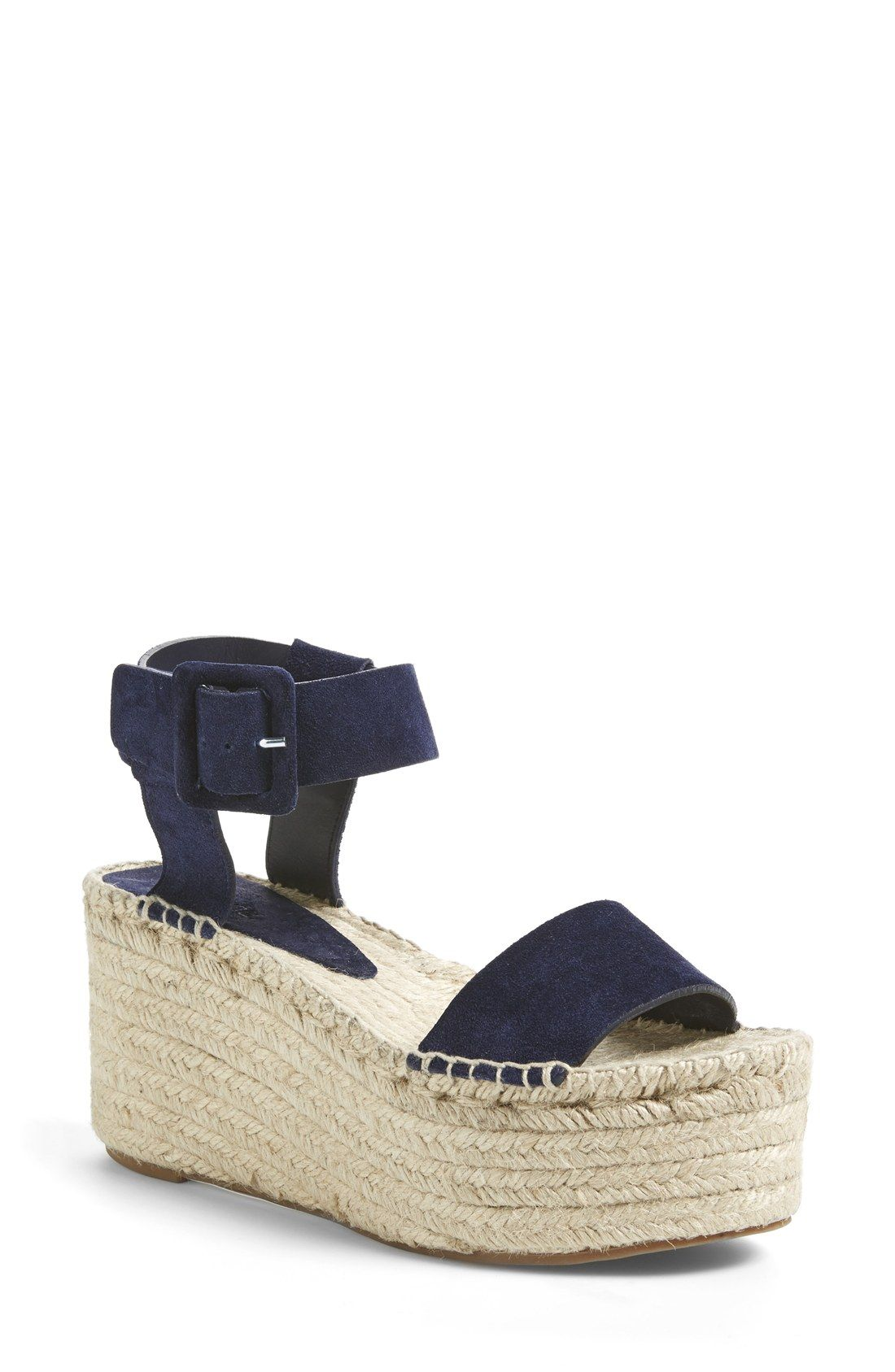 b07b03498 Vince 'Abby' Espadrille Platform Sandal (Women) | ~Simply Shoes ...