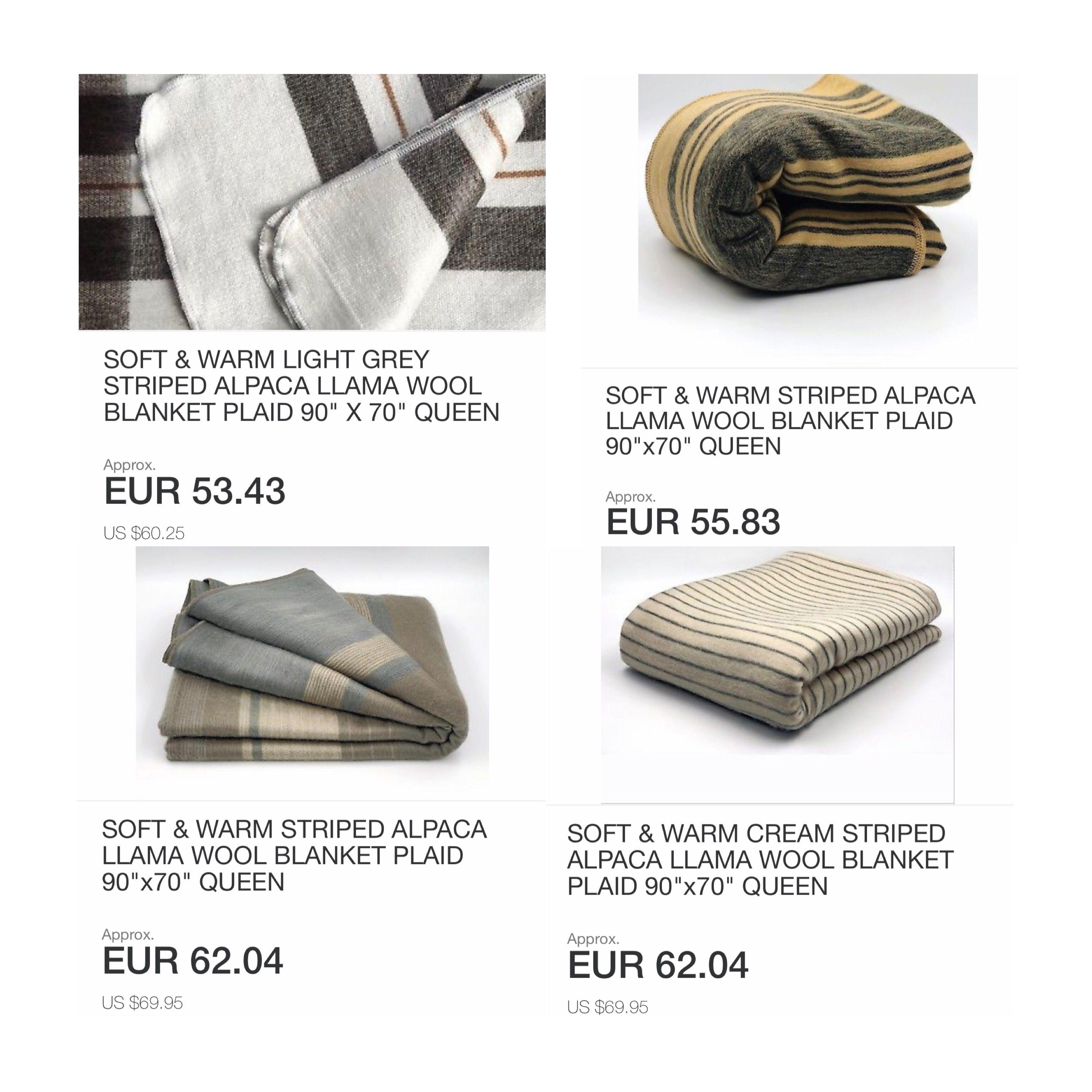 Alpaca Blankets From Ecuador Alpaca Blanket Wool Blanket Alpaca Wool Blanket