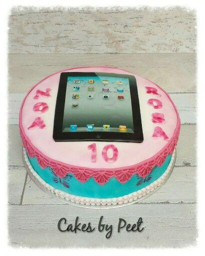 tablet taart Propedeuse taart | Cakes by Peet | Pinterest | Cake tablet taart
