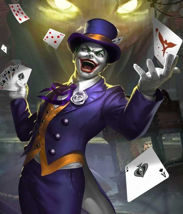 Pin On The Joker