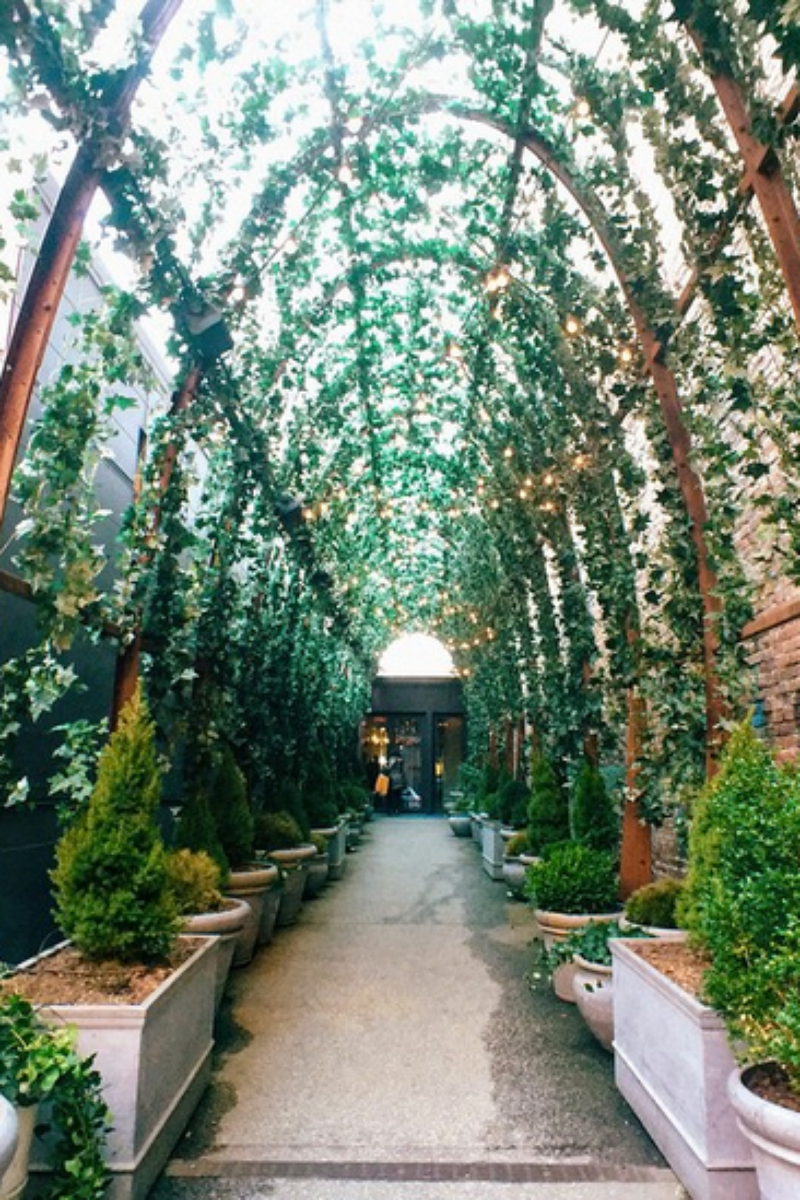 Rooftop wedding venues in nyc - Nomo Soho Hotel Weddings Price Out And Compare Wedding Costs For Wedding Ceremony And Reception Venues In New York Ny