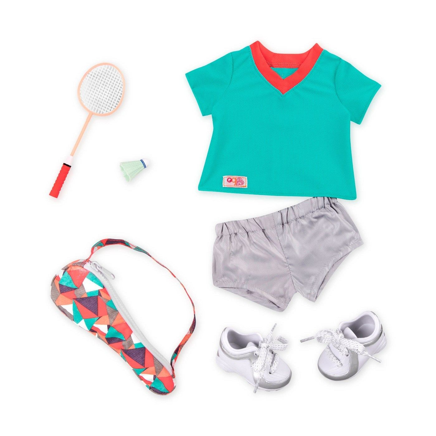 Our Generation Deluxe Outfit Summer Dress Doll Clothes American Girl Badminton Outfits American Girl Doll Accessories