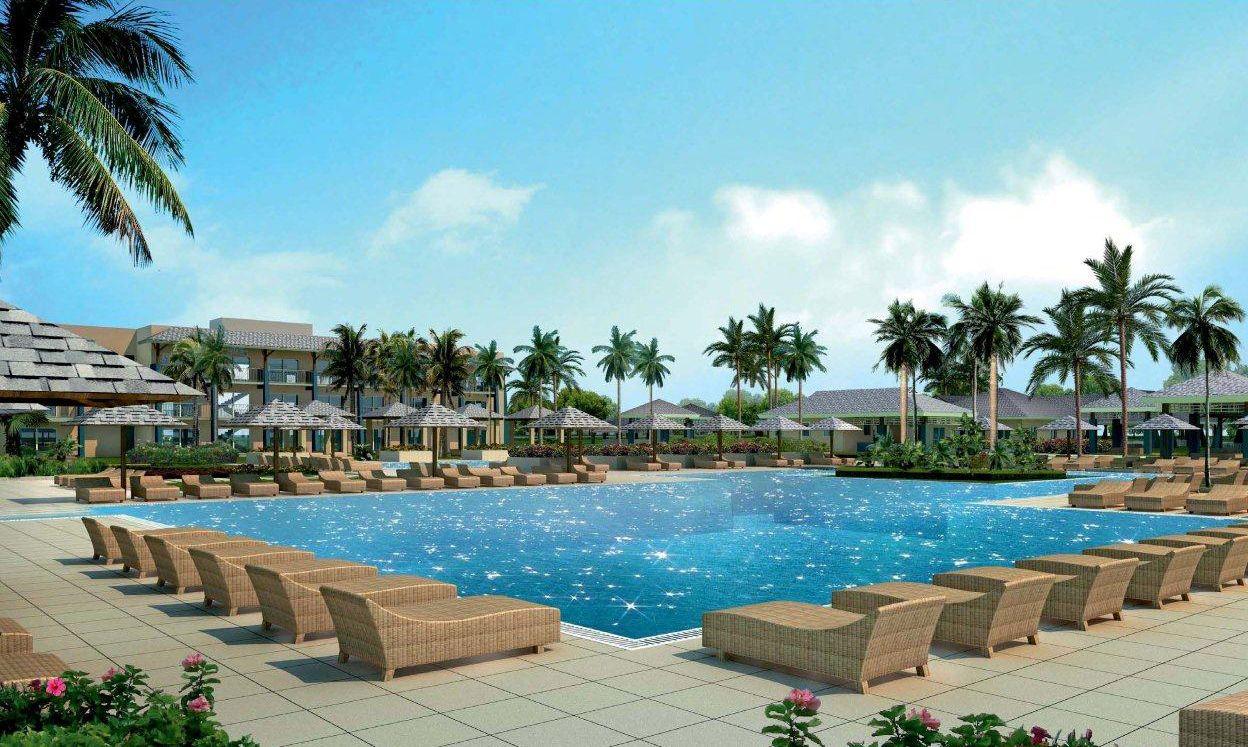 melia jardines del rey pool see you on the beach. Black Bedroom Furniture Sets. Home Design Ideas