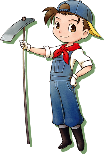Pin By Giddy On Story Of Seasons Harvest Moon Game Harvest Moon Character Design