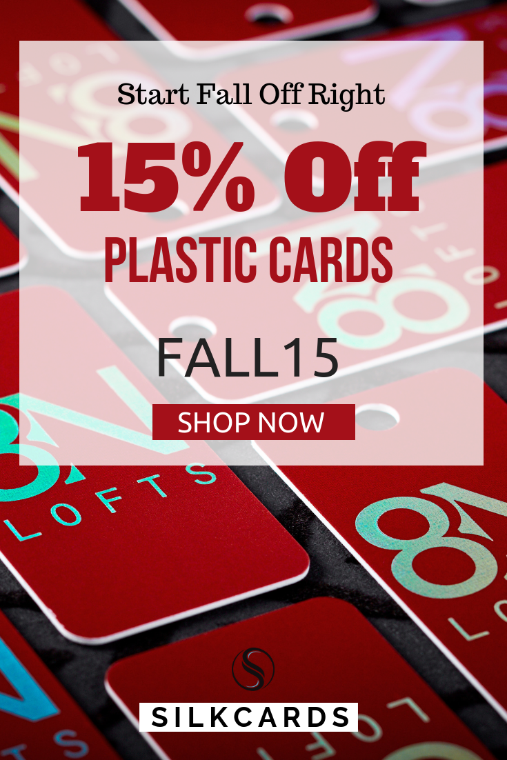 Use This Promo Code If You Are Trying To Get Plastic Business Cards