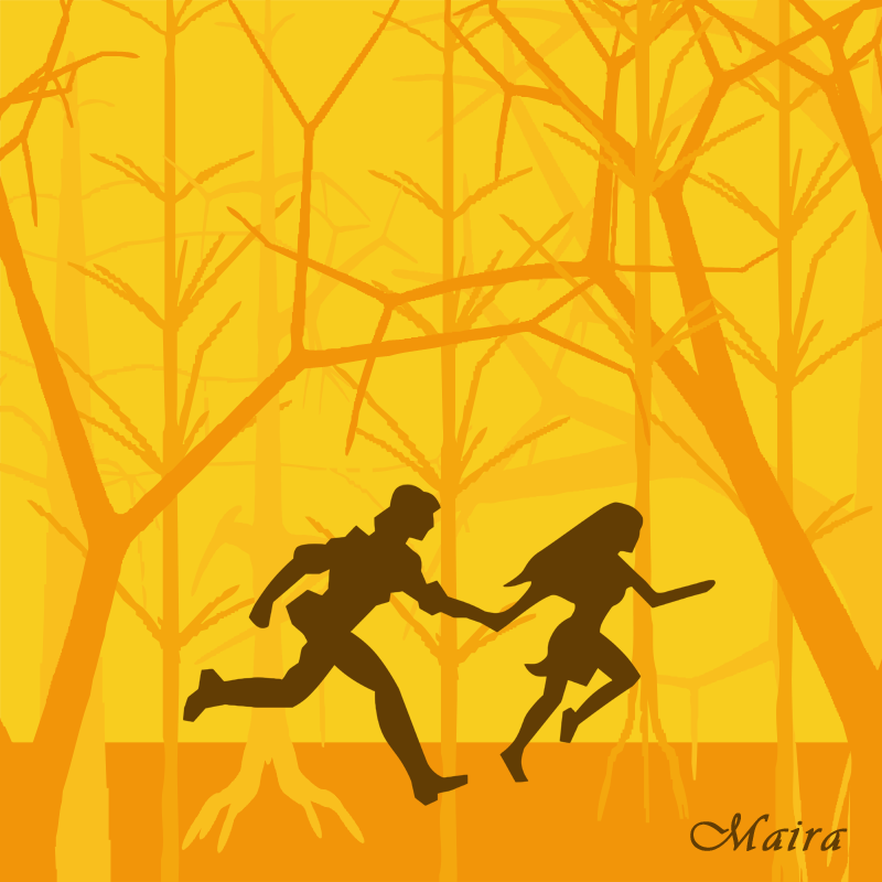 Come+run+the+hidden+pine+trails+of+the+forest+by+MairaArtwork.deviantart.com+on+@DeviantArt