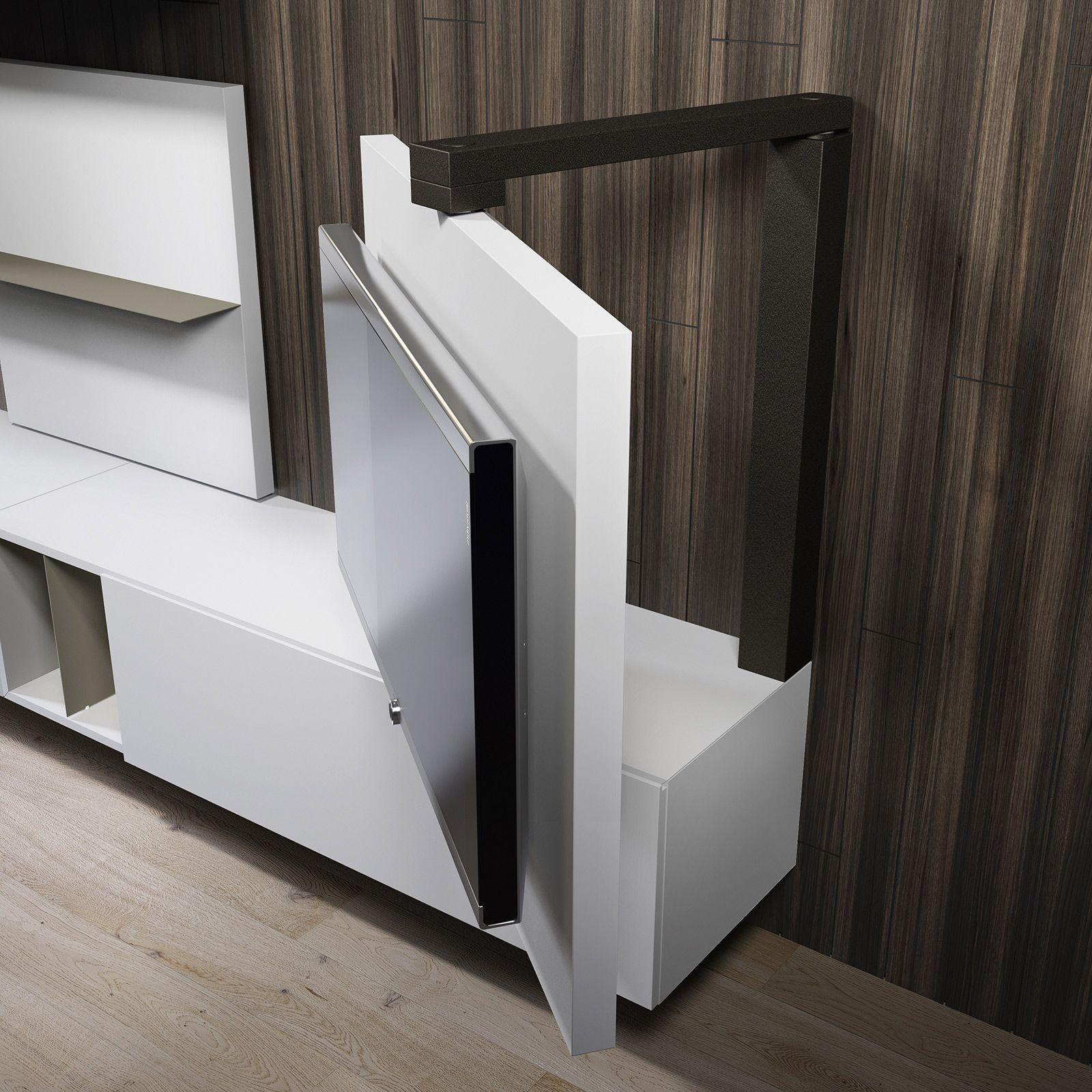 porta tv orientabile girevole full 360 - dettaglio prodotto | ef ... - Bonaldo Porta Tv Moderno Prezzi