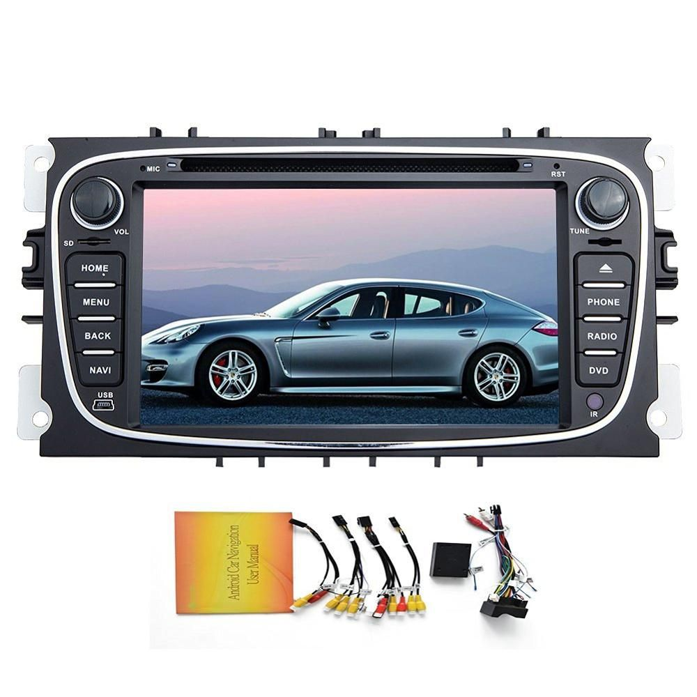 Android Car Stereo Free Canbus For Ford Mondeo 2007 2011 Auto Video Headunit Dvd Player In Dash Gps Navigatio Android Car Stereo Gps Navigation Car Electronics