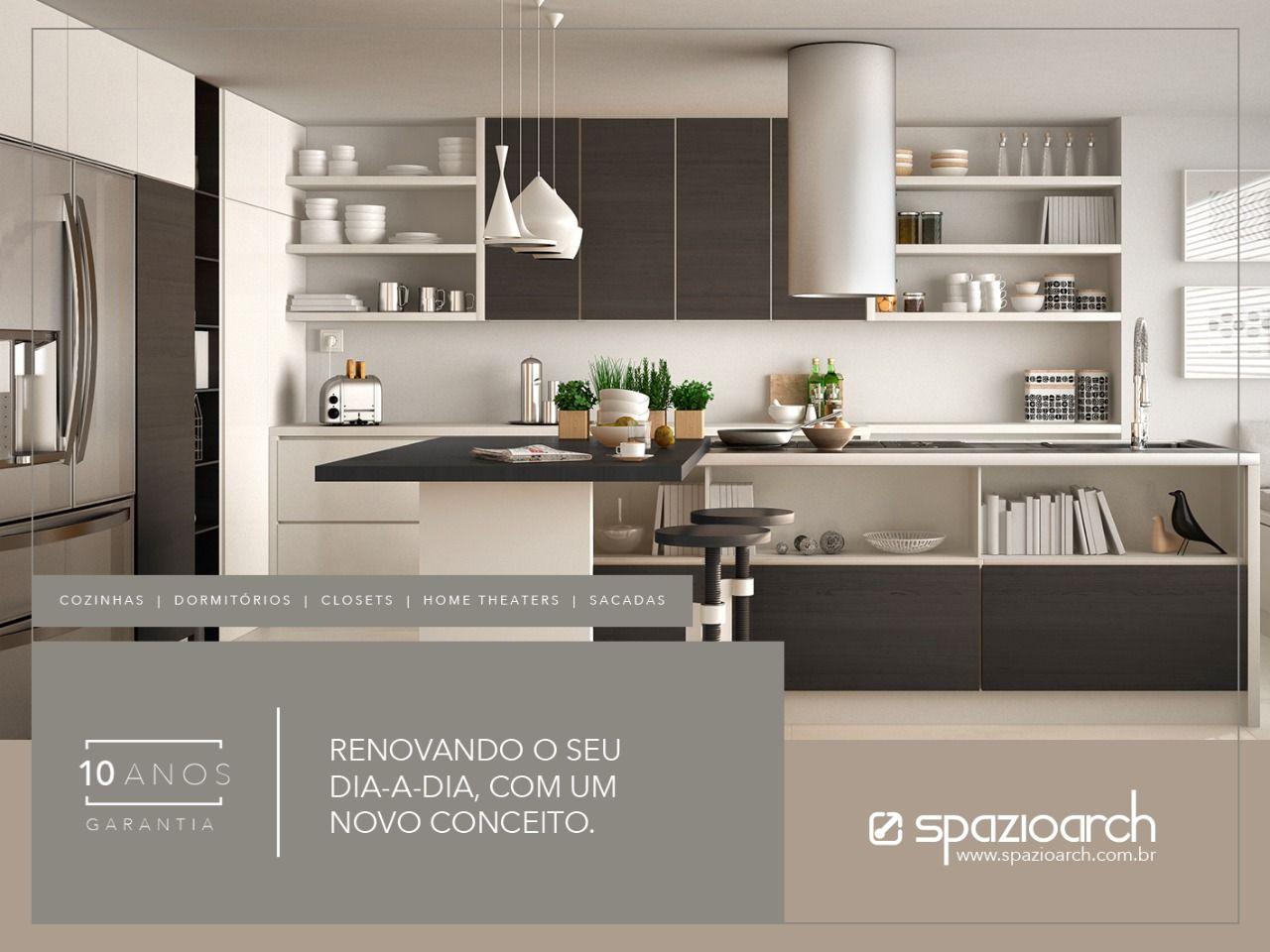 Cozinha Sob Medida Moderna Fotos De Cozinhas Planejadas Modernas E