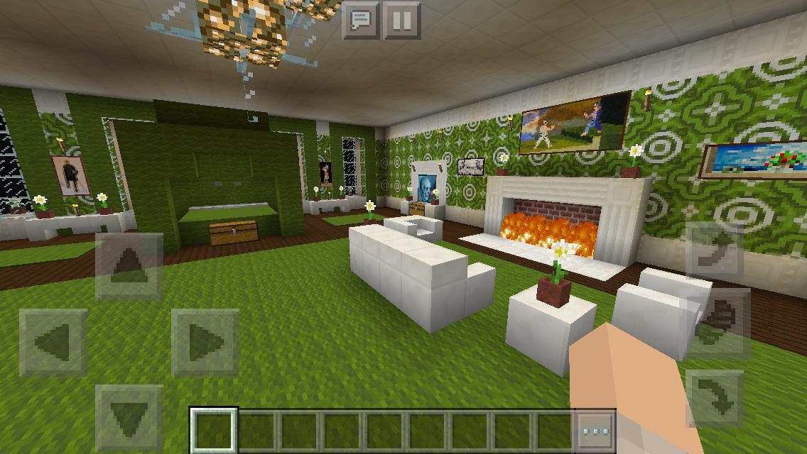 Minecraft Small House Interior - valoblogi.com