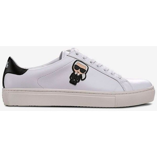 Kupsole Karl Ikonic sneakers - Metallic Karl Lagerfeld lOUjLg