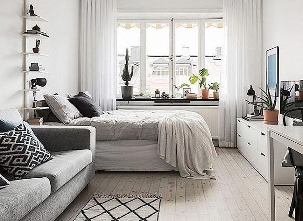 Beautiful Studio Apartment Decoration Ideas 09 Tinybedroomideas