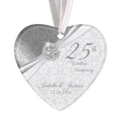 Ideas for silver wedding anniversary holiday