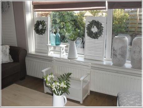 Huisjekijken bij roxy idee n voor het huis vensterbank for Decoratie voor in de vensterbank