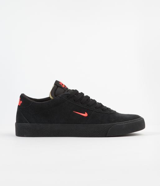 Nike SB Bruin Ultra Shoes - Black