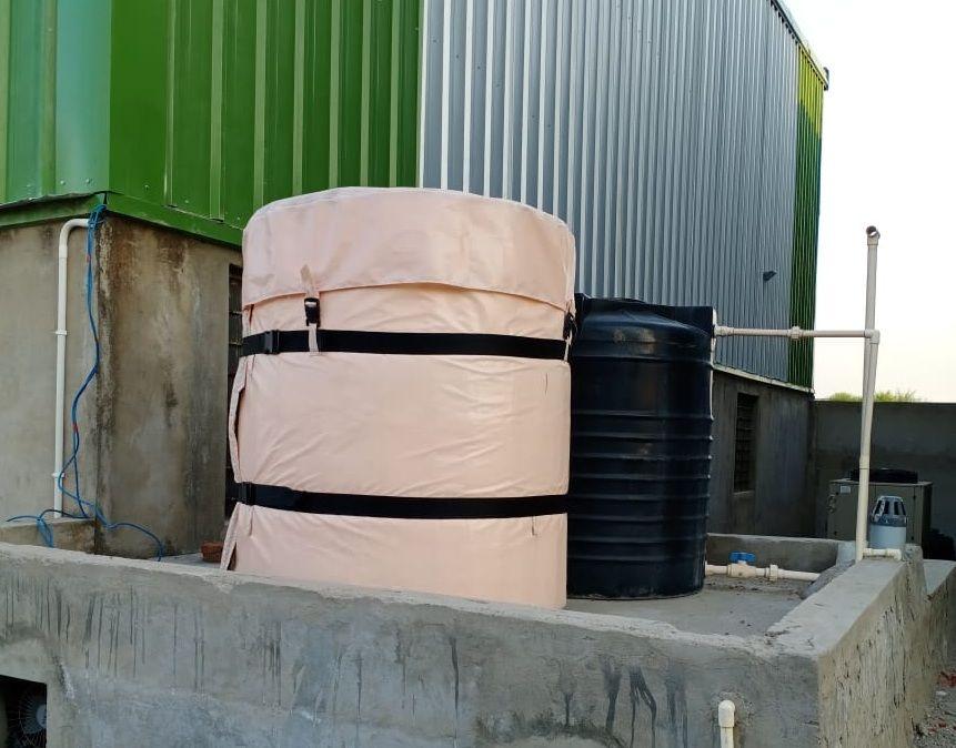 Nova Guard Water Tank Insulation Jackets In 2020 Water Tank Water Storage Tanks Protect Water