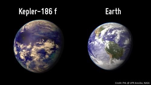 El satélite Kepler de la NASA descubre 8 nuevos planetas