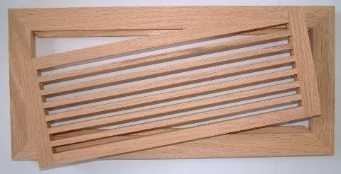 Volko Wood Floor Vents Air Grilles & Registers... oak hvac heat grilles  registers - Volko Wood Floor Vents Air Grilles & Registers... Oak Hvac Heat
