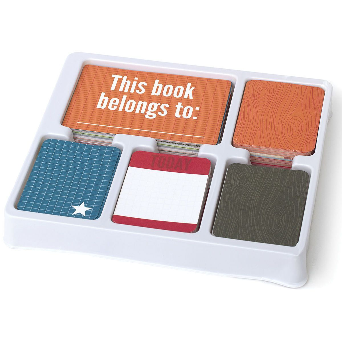 American Crafts Project Life Slate Edition Core Kit