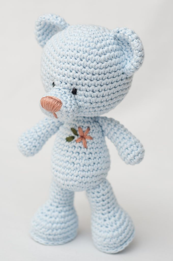 Gallimelmas e Imaginancias #amigurumi bear #amigurumi | Crochet ...