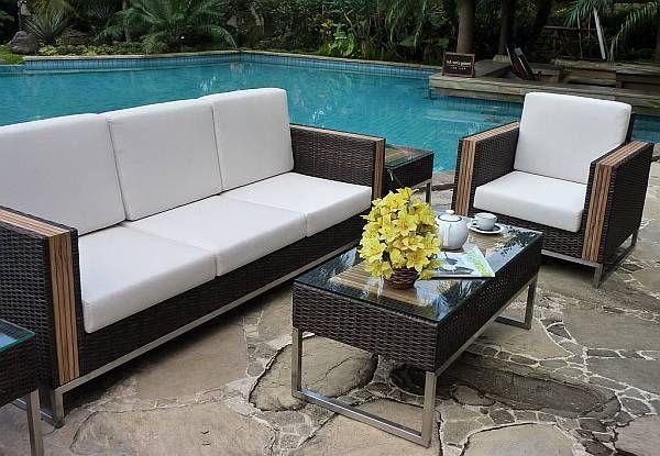Patio Design - Wählen Sie elegante Patio- Möbel  - http://wohnideenn.de/gartengestaltung-und-pflege/08/patio-design.html #GartengestaltungundGartenbau