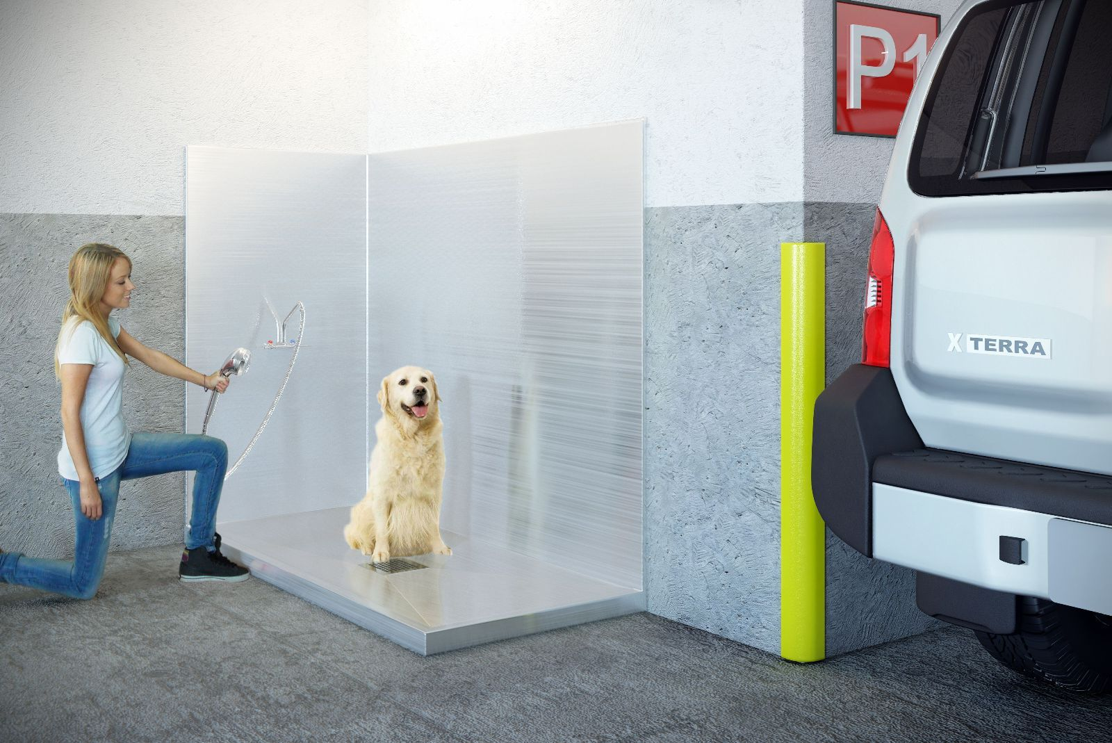 To save interior space place the dog wash station in the garage to save interior space place the dog wash station in the garage solutioingenieria Image collections