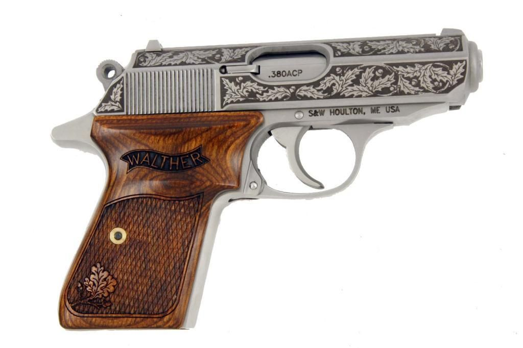 Want  Walther PPK/S-1 Cal  380 SN:AN3523 Royal Oak Edition