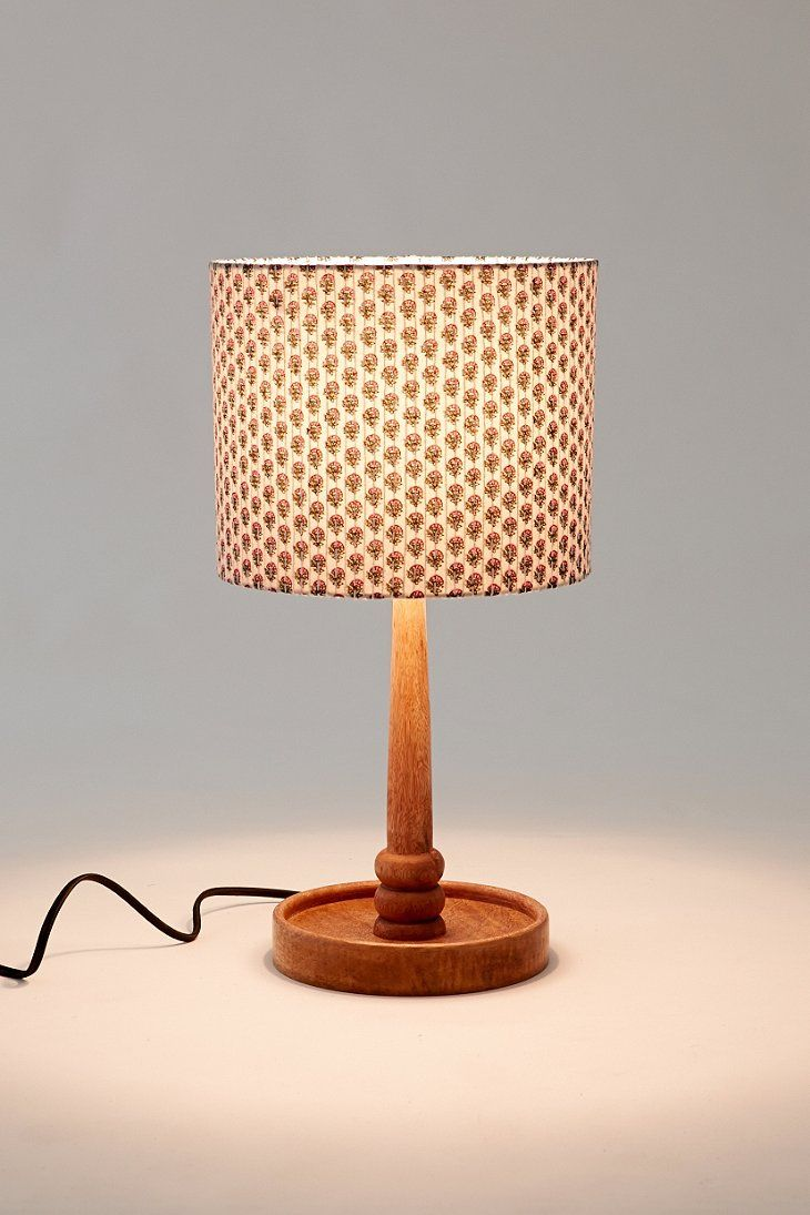 Shop 4040 Locust Wood Spindle Lamp Base At Urban Outfitters Today.