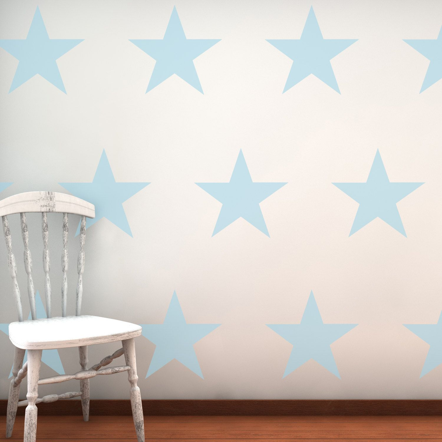 Stars Feature Wall Stickers Wall Stickers Wall Decoration Wall
