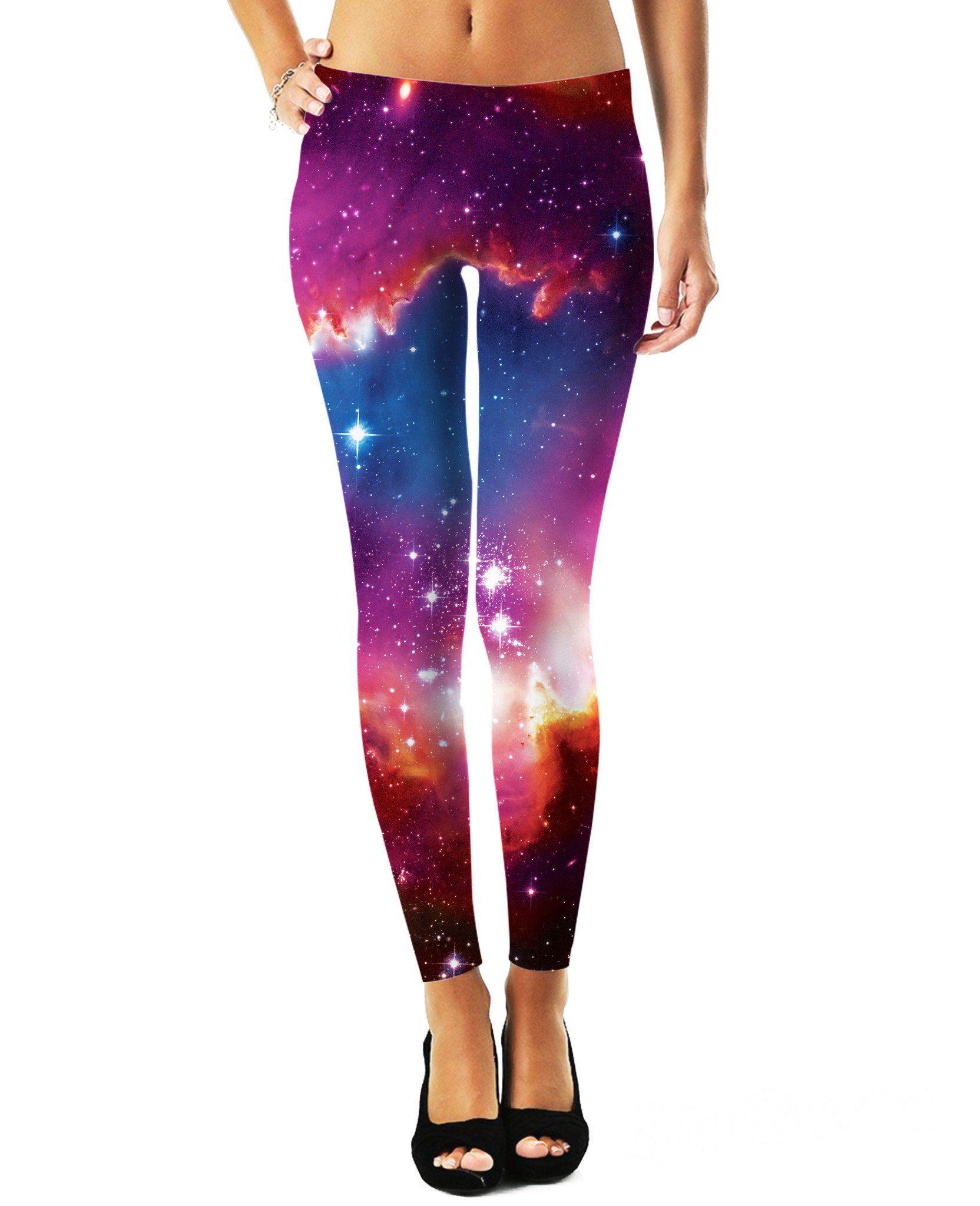 Cosmic Forces Leggings