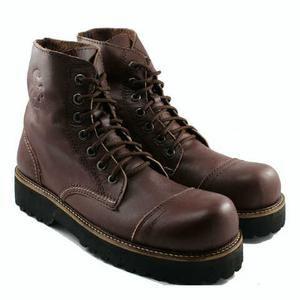 Underground Boots ( Black Master UG High coklat )