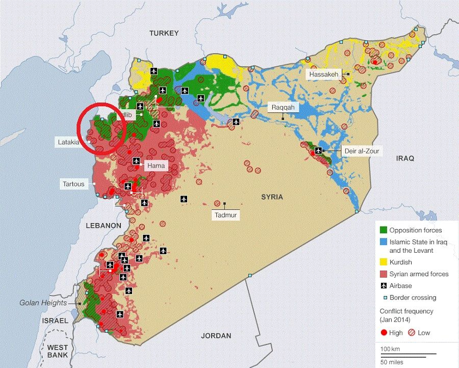 syria map isisjpg 900721