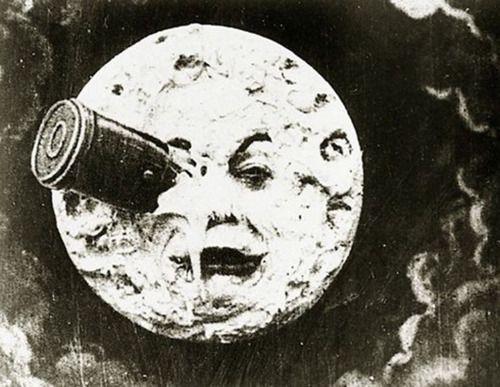 Le voyage dans la lune (1902) George Méliès.