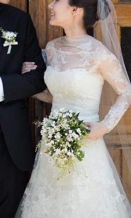 Vera Wang Esther Wedding Dress Used Size 2 6 500 Wedding