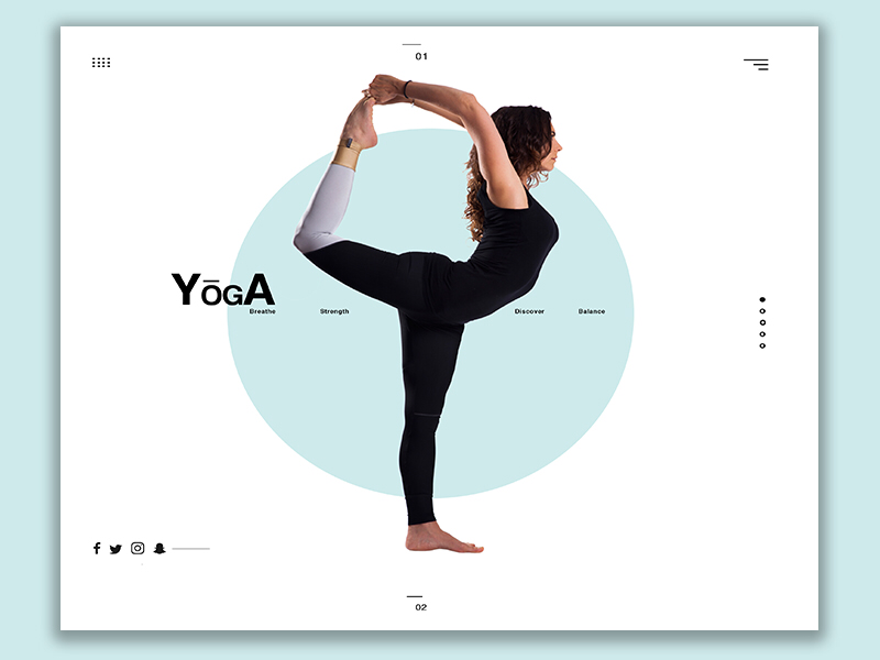 Yoga Studio Web Design In 2020 Yoga Web Yoga Design Web Design