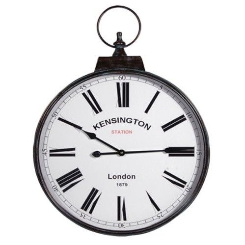 Large Kensington Station Wall Clock PC Home Accessories In Preston
