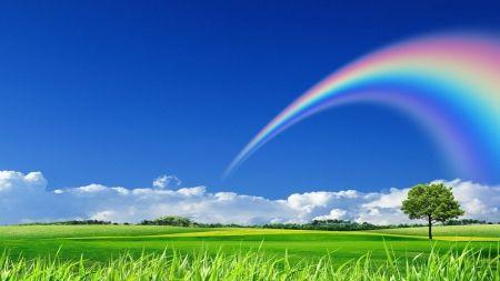 Rainbow Daze Rainbows Wallpaper Id 1299591 Desktop Nexus Nature Nature Wallpaper Nature Rainbow Wallpaper