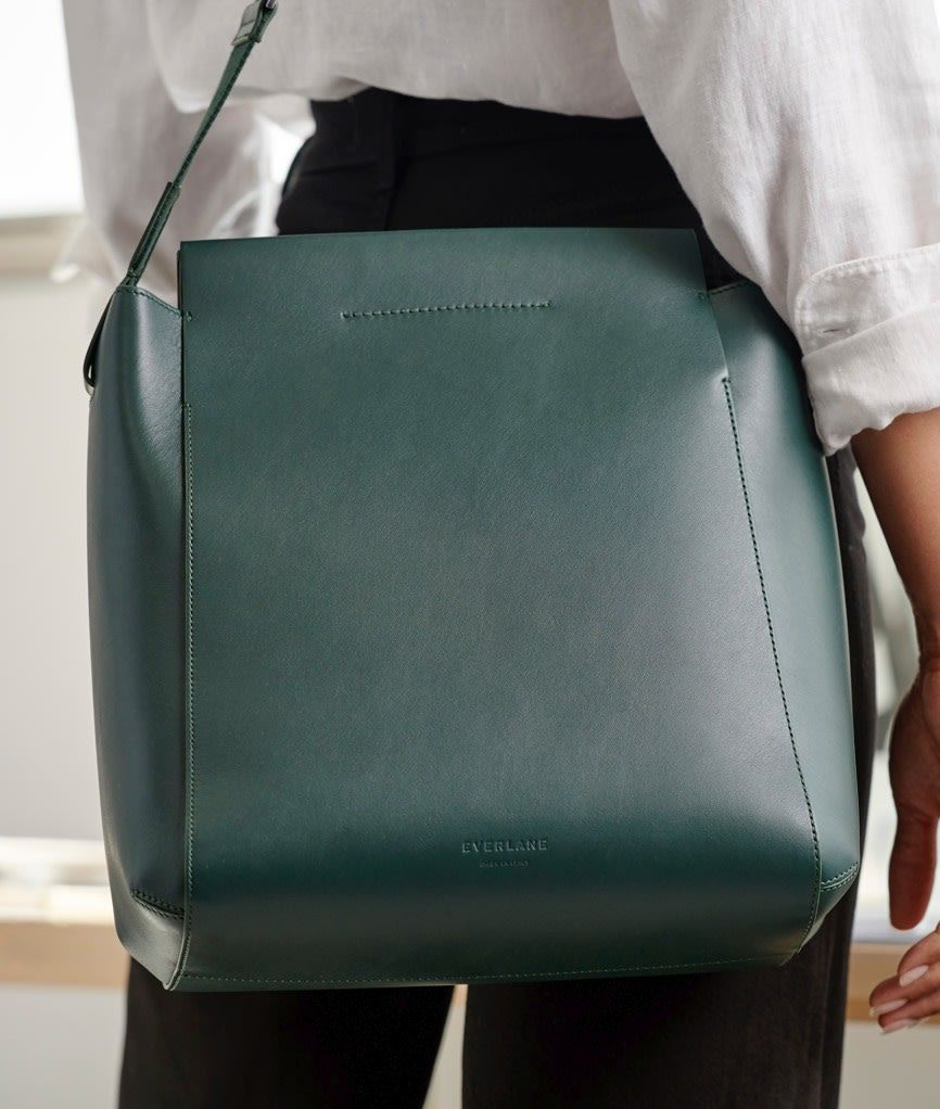7e7ee9fa3 The Form Bag   Everlane   Accessories   Bags, Leather backpack, Leather
