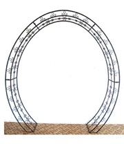 rosenbogen 39 lamos 39 oval metall 1 st ck unbedingt kaufen pinterest garten garten ideen. Black Bedroom Furniture Sets. Home Design Ideas