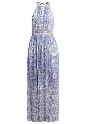 Derhy BASSON Maxi jurk bleu petrol