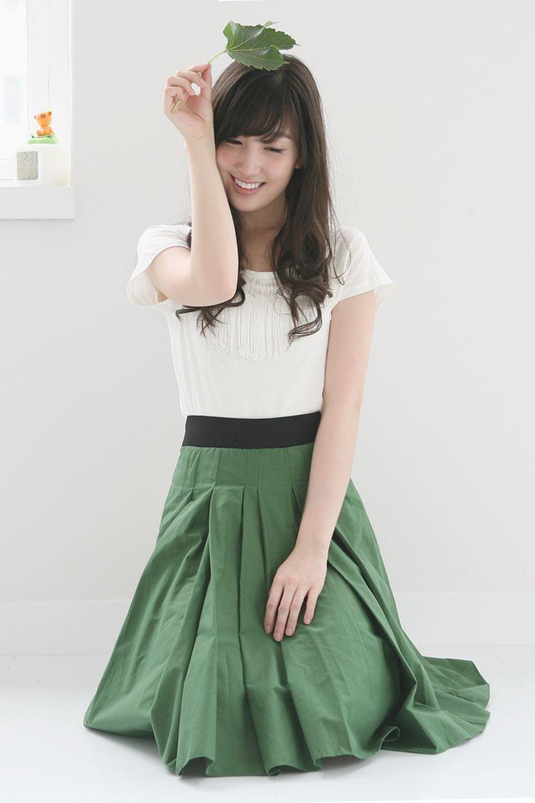 Itsmestyle sentimental somestyle pinterest green skirts