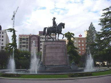 El Espolón Logroño (la Rioja)