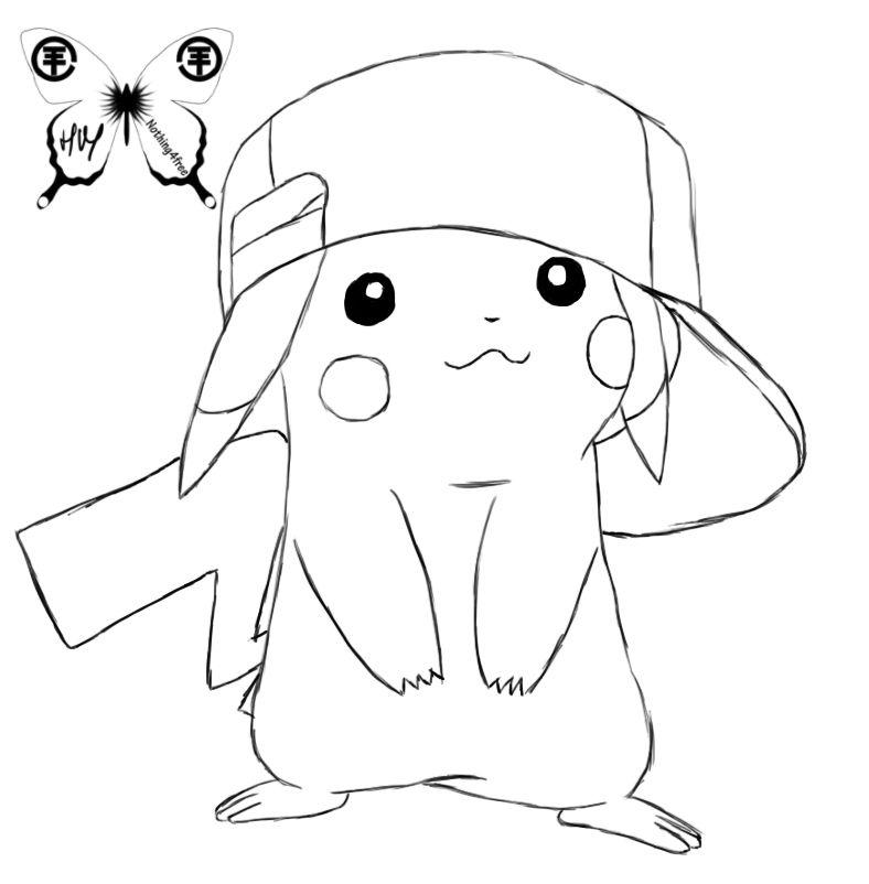 Vaizdo rezultatas pagal užklausą how to drawing cute pikachu