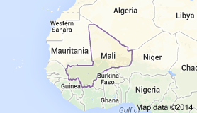 Where Mali is located in Africa. | Geography | Map, Diagram ...
