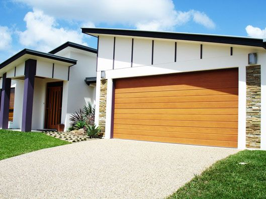 Decowood Sectional Panel Lift Garage Door Prices Steel