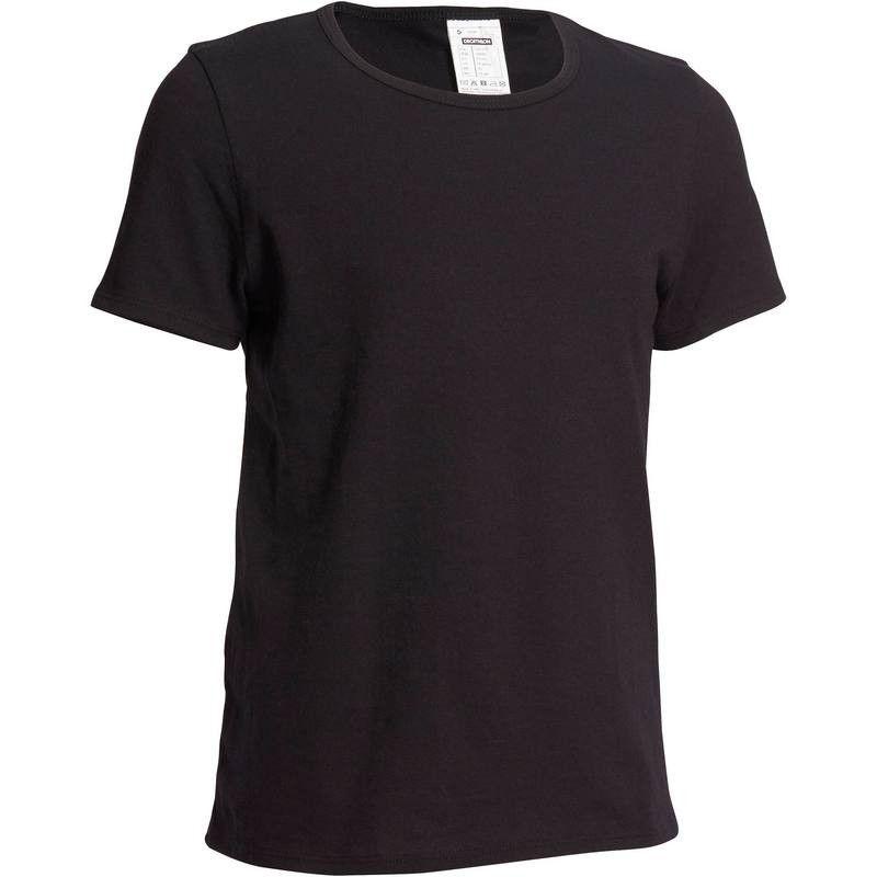 0a384d7d04577 1,99 € - GROUPE 1 - T-Shirt manches courtes Gym - DOMYOS